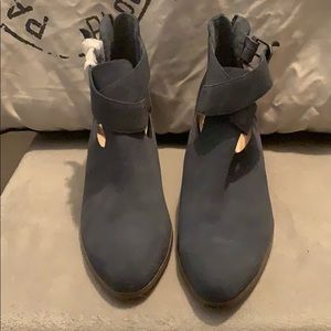 Blue Sole Society Booties